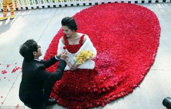 Connu Une Demande en Mariage très Romantique ! JL09