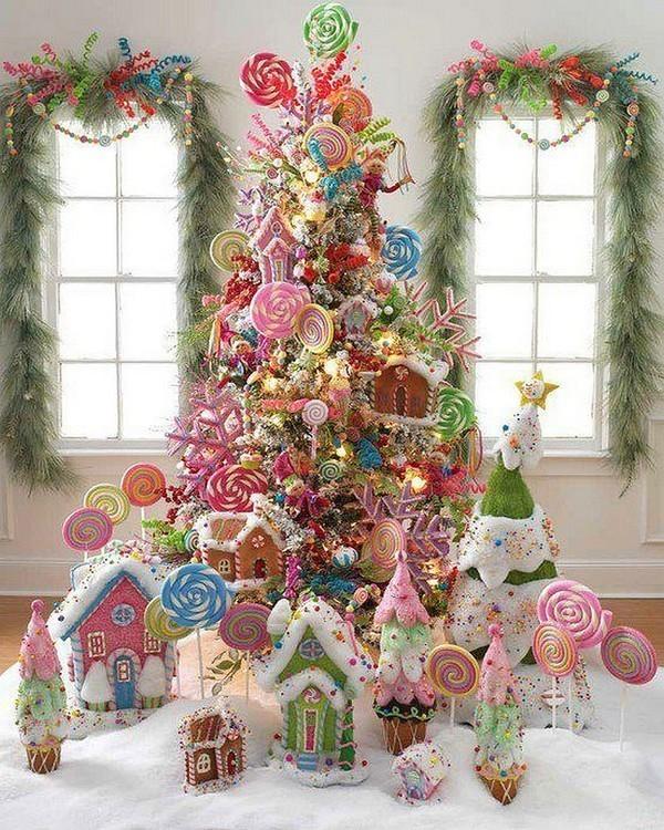 La trève des confiseurs  ...  de Noël au jour de l'An !