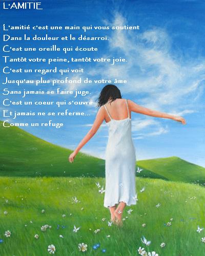 joli poème de Domie