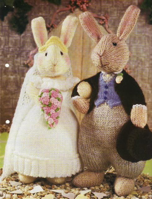 Alan Dart, un homme qui tricote beaucoup ...