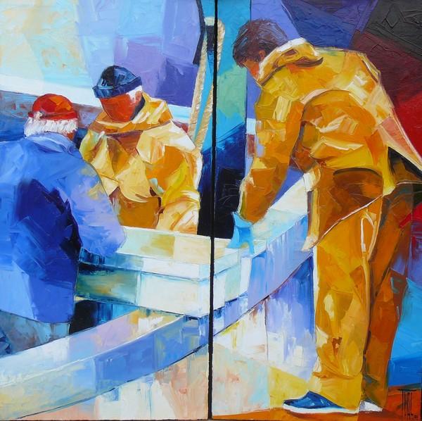 Pierrick Tual Artiste Peintre Breton