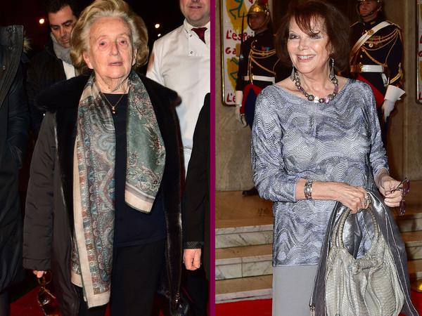 B. Chirac Fait Tout Pour éviter Claudia Cardinale