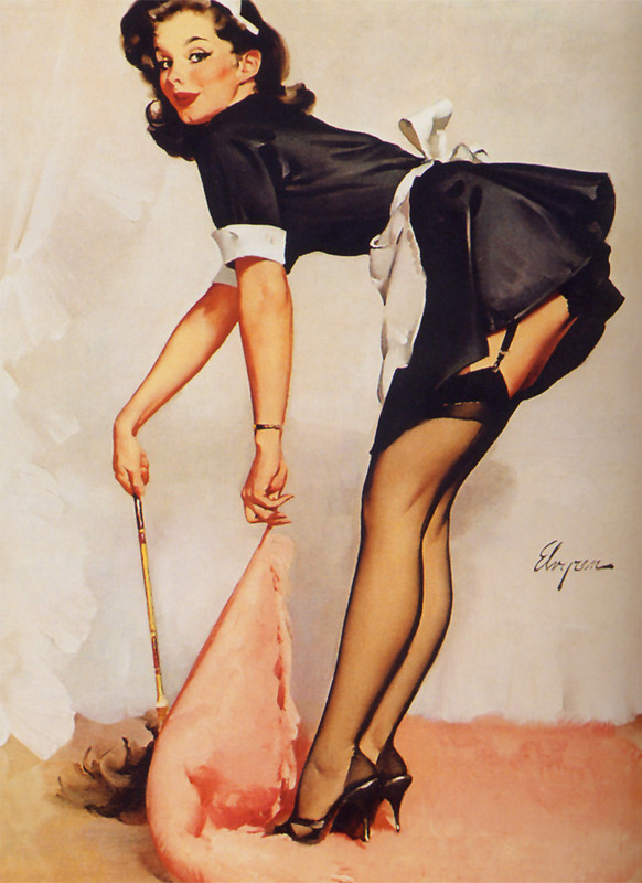 "Vintage ...   "" Pin Up Girls ""  !"