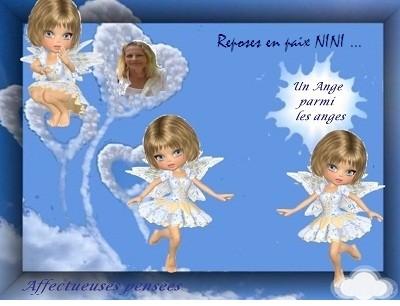 Hommage à Ma Douce Nini Ma Soeur De Coeur