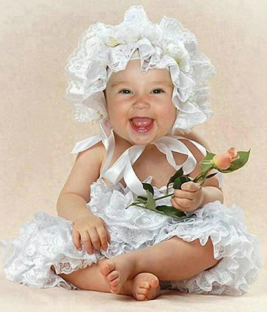 Le plus beau sourire du monde   ...  celui d'un enfant !