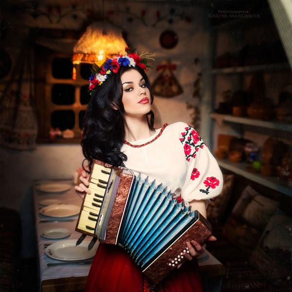 Sublimes photos      ...     signées Margarita Kareva !