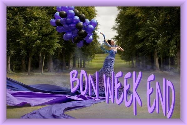 Bon Dimanche à vous  ...  et Bon week end tout pareil !