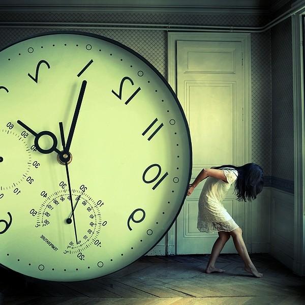 Il faut toujours ... laisser du temps au temps !