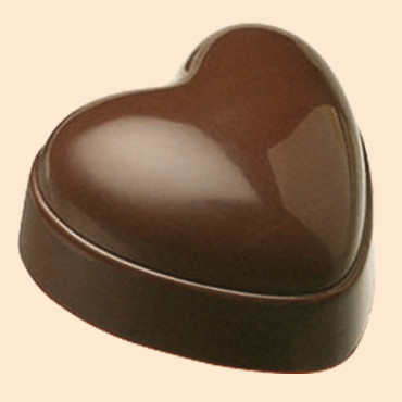 Macaron au chocolat amer  par Khadidouceur