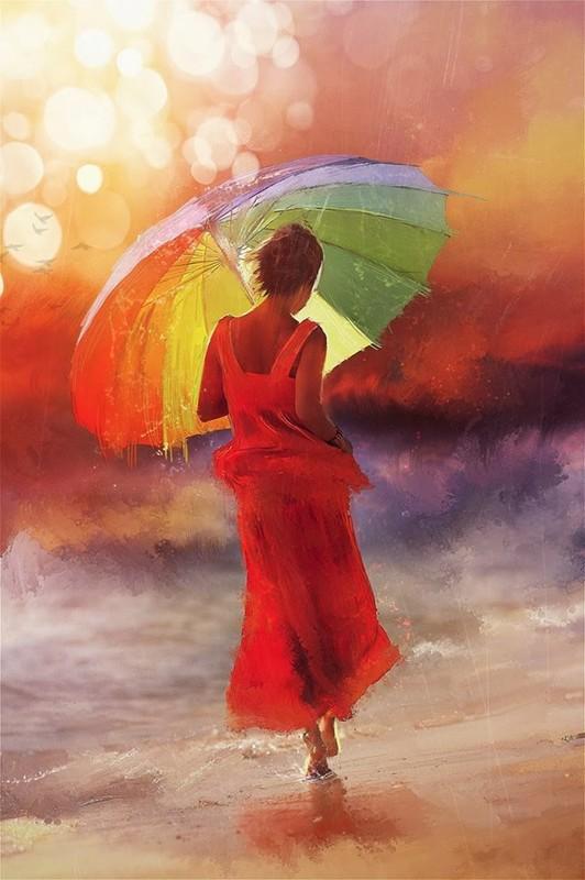 Mettez de la couleur dans votre vie  ...