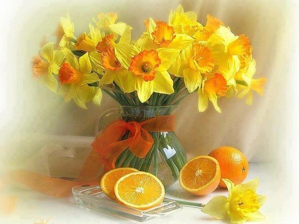 Ces quelques fleurs pour vous  ...  si vous aimez !