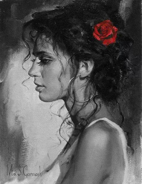 Peintures de     ...    Michaël  Garmash  !