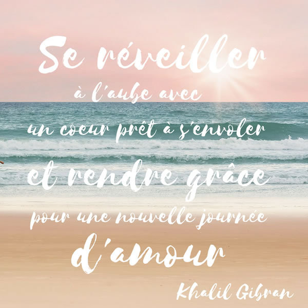 Citation De Khalil Gibran