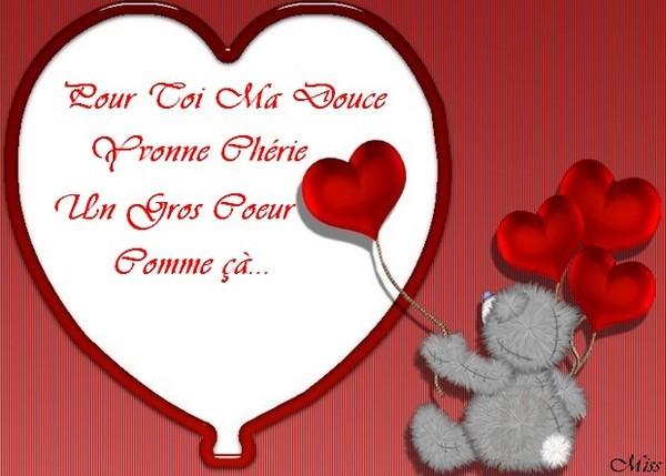 Un coeur gros comme a chez marie france - Un gros coeur d amour ...