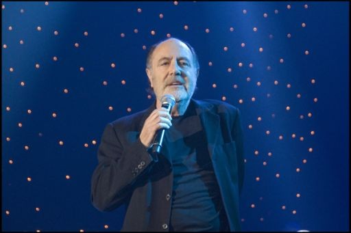 Michel Delpech se bat  ...  contre un cancer de la langue !