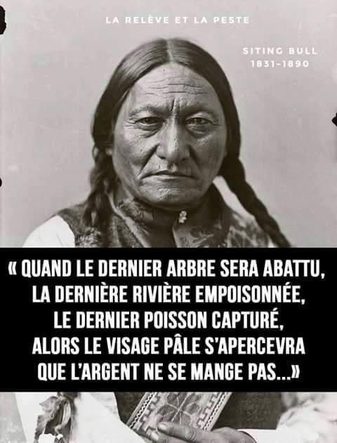 Parole Sage De Sitting Bull