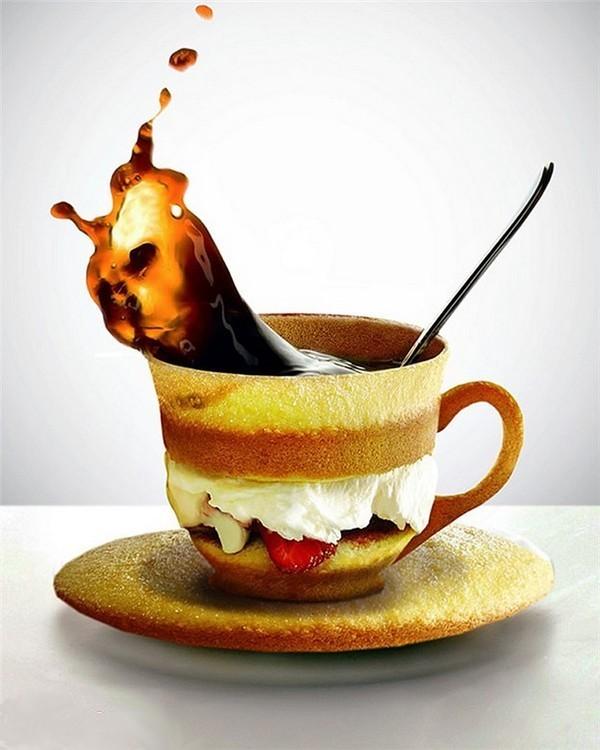 Un petit café gourmand    ...    pour vous  !