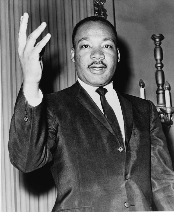 Discours M. Luther King 50 ans  ...  I HAVE A DREAM !