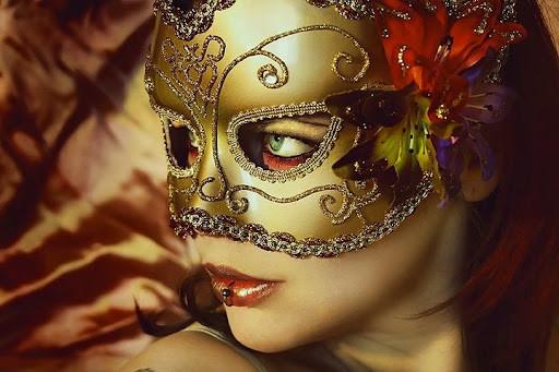 Le Carnaval de Venise  ...  Merci à l'auteur du poème !