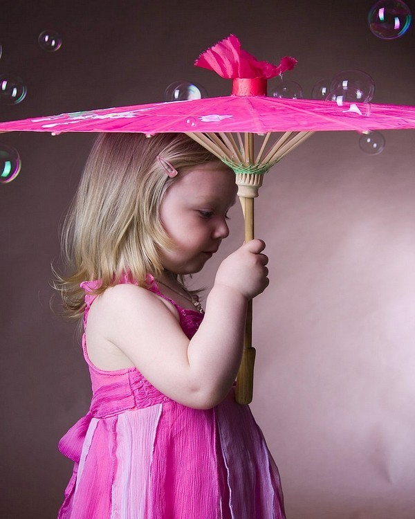 Une adorable petite princesse   ...