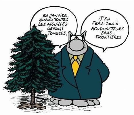 Un peu d'humour avec   ...    Philippe Geluck !