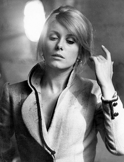 Happy Birthday  Catherine Deneuve  ...  70 ans !