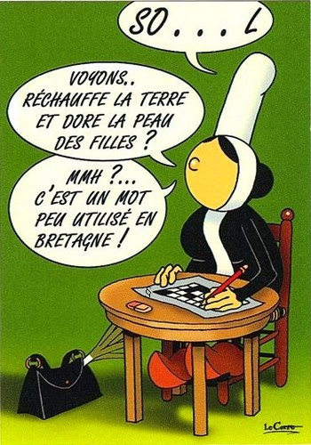 Humour breton for Proverbe cuisine humour