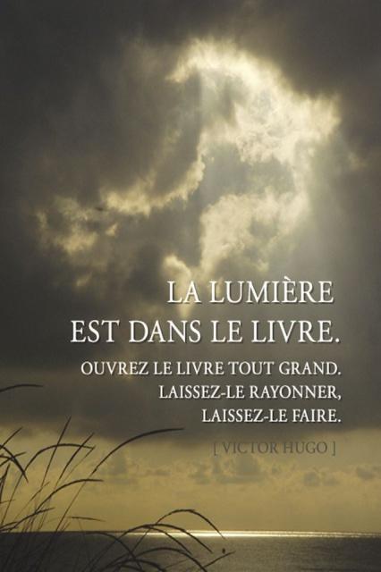 Citation Signée Victor Hugo