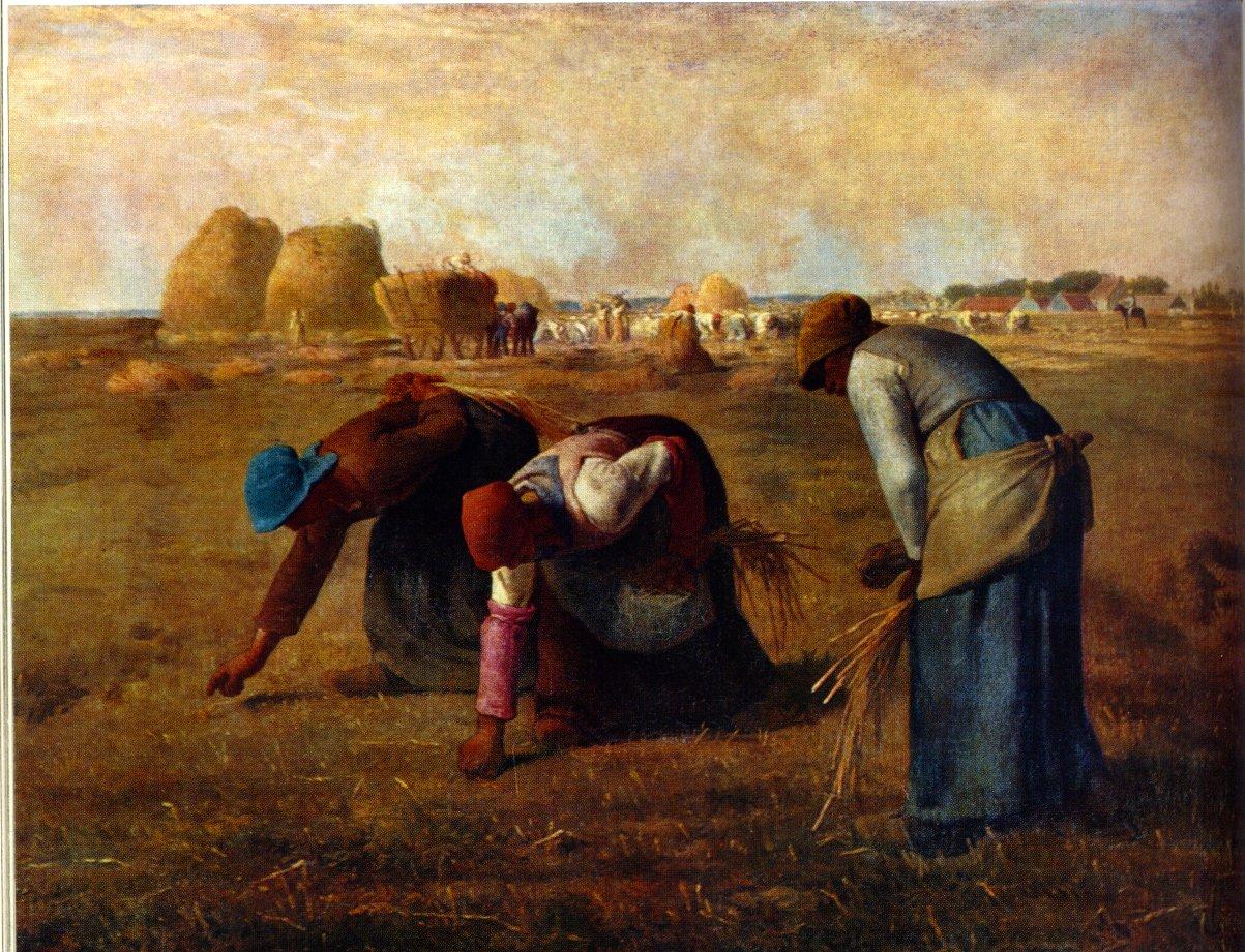 Jean-François Millet ... peintre français