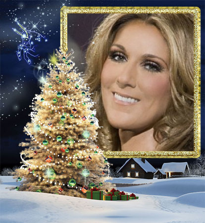 Céline Dion - Blue Christmas Lyrics | Musixmatch