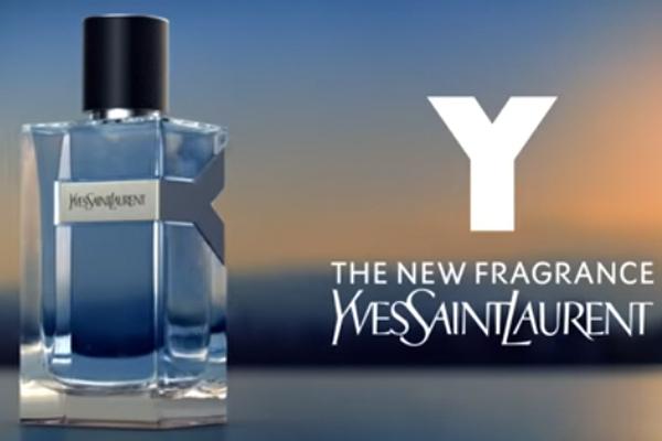 Le Nouveau Parfum Y chez Yves Saint Laurent !