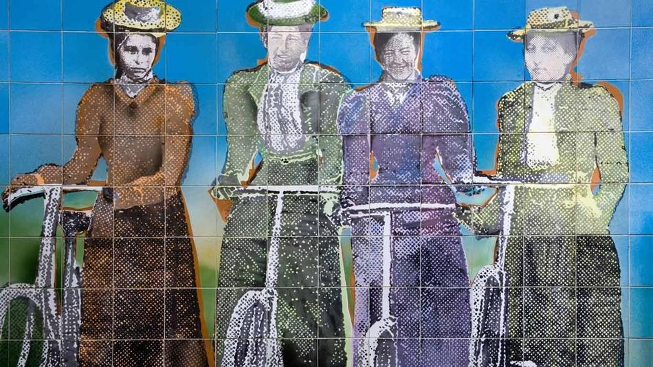 Image du jour page 3 - Nouvelle peinture murale ...